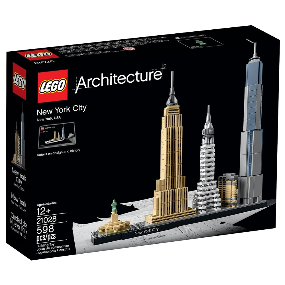 LEGO® 21028 New York City