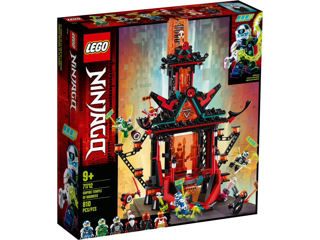 LEGO® 71712 Empire Temple of Madness