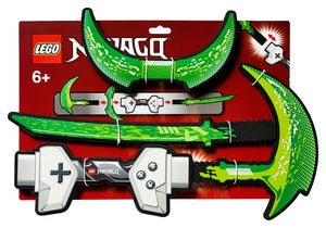 NINJAGO® Customizable Weapon set