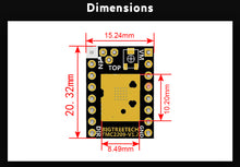 Load image into Gallery viewer, BIGTREETECH TMC2209 V1.2 Stepper Motor Driver