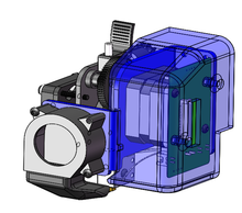 Load image into Gallery viewer, Artillery Sidewinder X1 OEM Extruder / Hot End Assembly