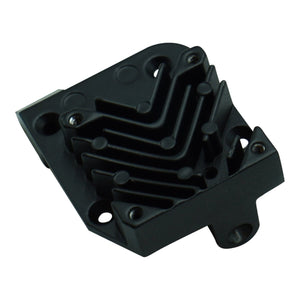 Artillery Sidewinder X1 / Genius OEM Titan Extruder Backplate with integrated heatsink