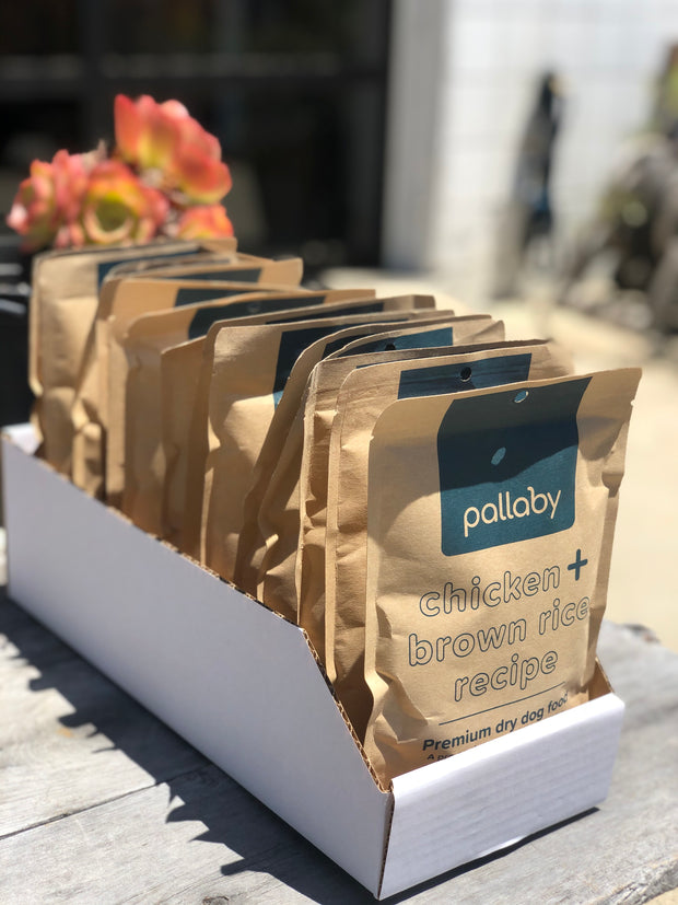 Pallaby Pet Food Sample Kit