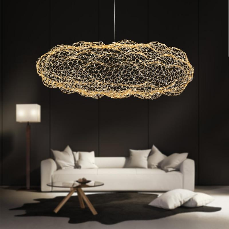 Avvrica - Modern Art Decor Star Light Dotted Cloud Lamp - Lala Lamps Store