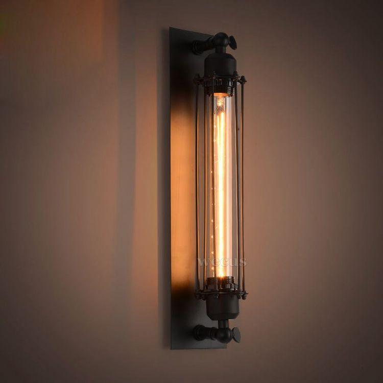 Industrial Vintage Bar Wall Lamp - Lala Lamps Store