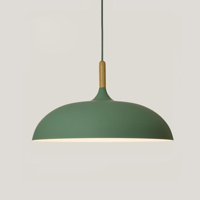 Matte Finish Macaroon Hanging Lamp - Lala Lamps Store
