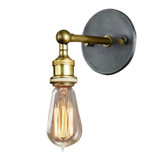 Modern Country Style Brass Wall Lamp - Lala Lamps Store