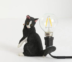 Modern Cat Table Lamp - Lala Lamps Store
