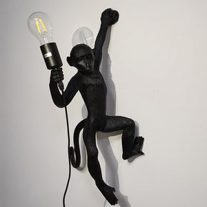 Monkey Pendant Light - Lala Lamps Store