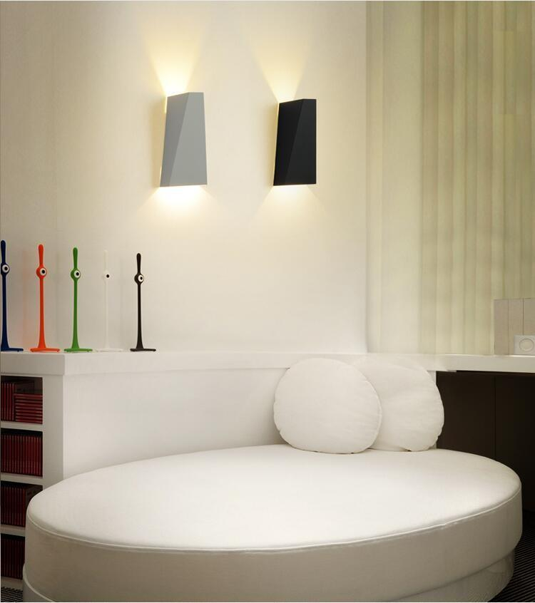 Modern Geometric Wall Lamp - Lala Lamps Store