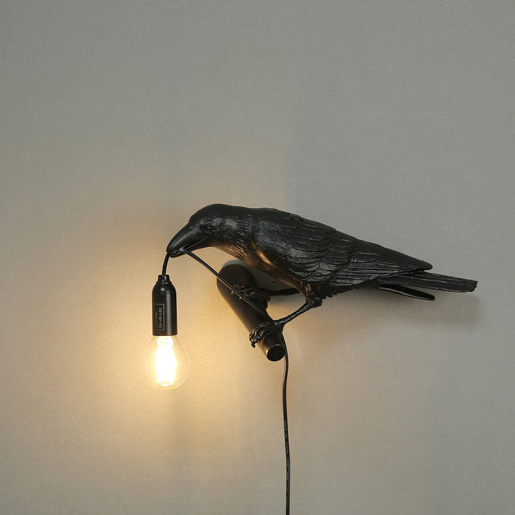 The Iron Bird Lamp - Lala Lamps Store