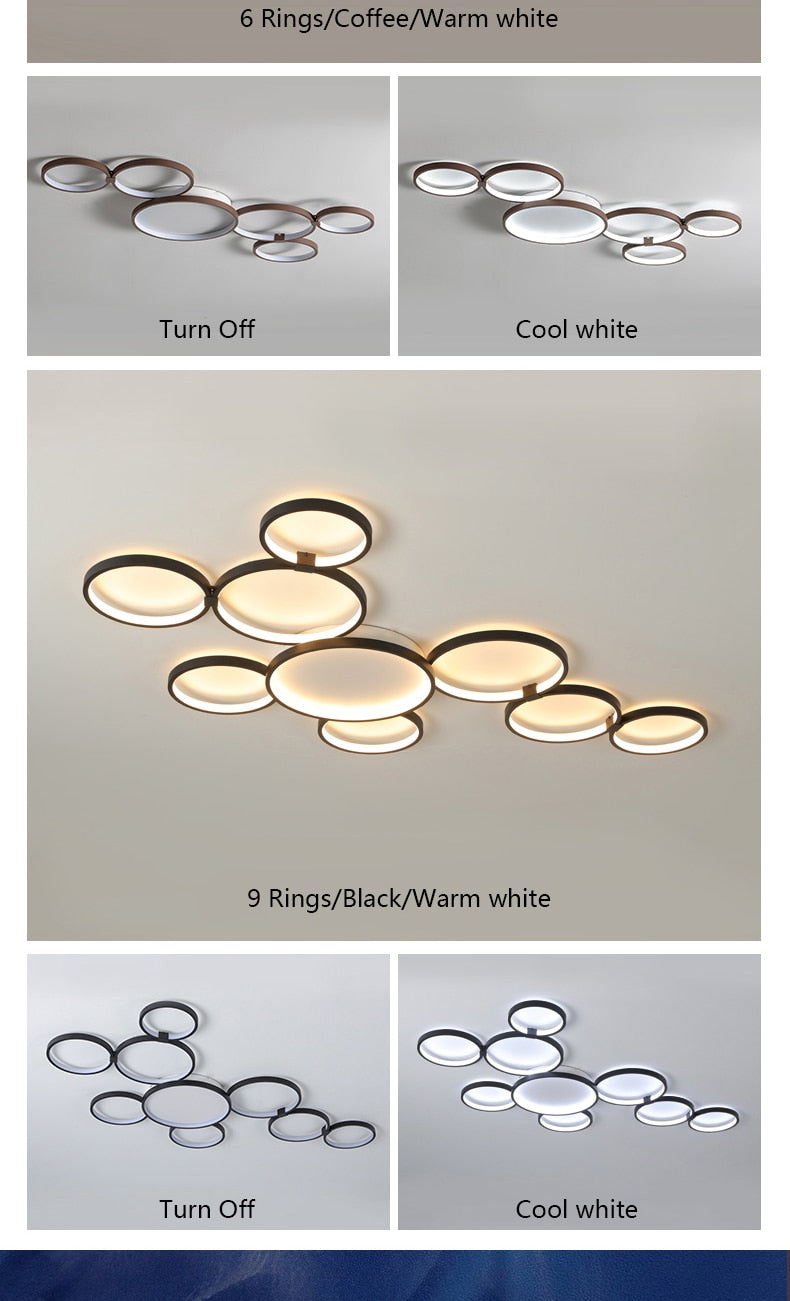 Gleam Minimalist Art Deco Ceiling Light - Lala Lamps Store