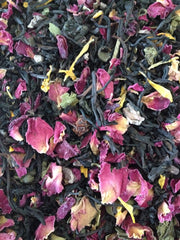 Chocolate Rose Tea from Culinary teas.com