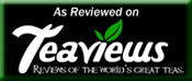 Teaviews certified tea reviews