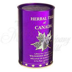 Wilderness Beary Berry Teabag Tin