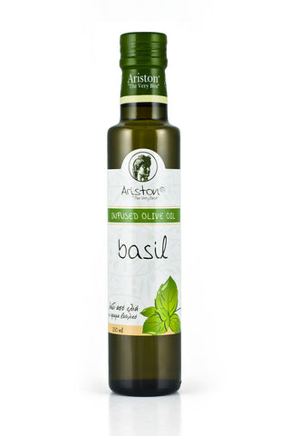 Ariston Basil Infused Olive Oil
