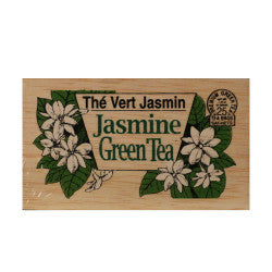 Jasmine Green Tea from Culinary Teas