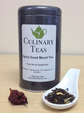 Spicy Good Mood Tea