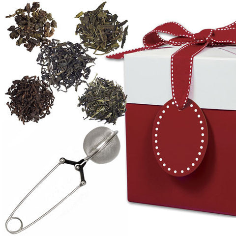 Beauty and Rejuvenation Sampler with Mesh Pincer Spoon in a Gift Box