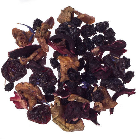 Bingo Blueberry Herbal Tea from Culinary Teas