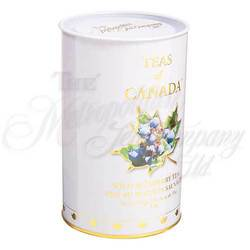 Wild Blueberry Tea Bag Tin