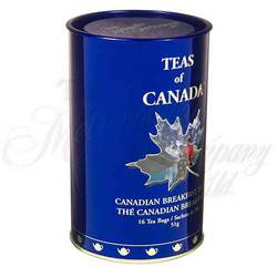 Canadian Breakfast Teabag Tin