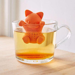 Animal Tea Infuser - Cat
