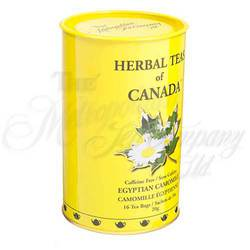 Egyptian Chamomile Teabag Tin
