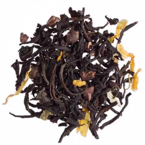Chocolate Raspberry Truffle Tea from Culinary Teas