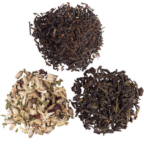 Clarity Trio from Culinary Teas