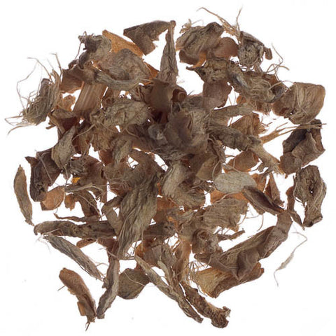 Ginger Pieces, Chopped and Dried from Culinary Teas