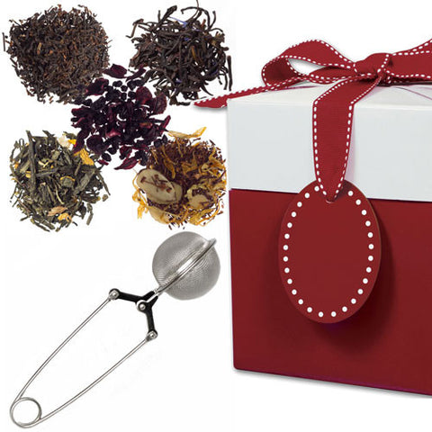 Gourmet Gift Tea Box from Culinary Teas