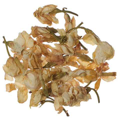 Jasmine Flowers and Petals from Culinary Teas