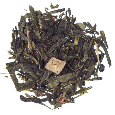 Long Island Strawberry Sencha Green Tea from Culinary Teas