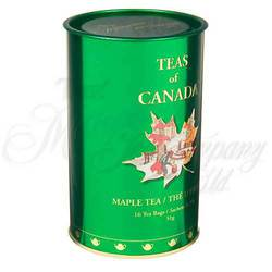 Maple Teabag Tin