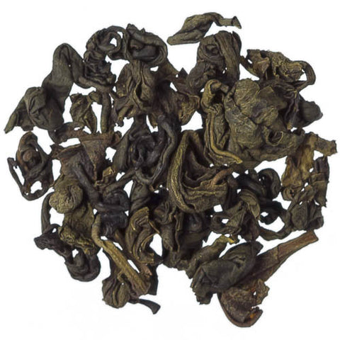 Mint Green Tea from Culinary Teas