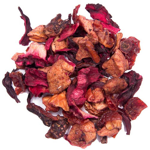 Paradise Peach Herbal Tea from Culinary Teas