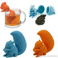 Animal Tea Infuser - Squirrel