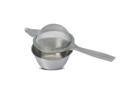Tea Strainer with Rest
