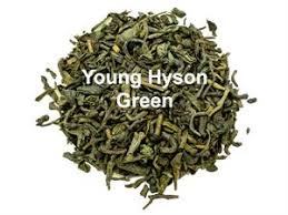 Young Hyson Green (Lucky Dragon Tea)