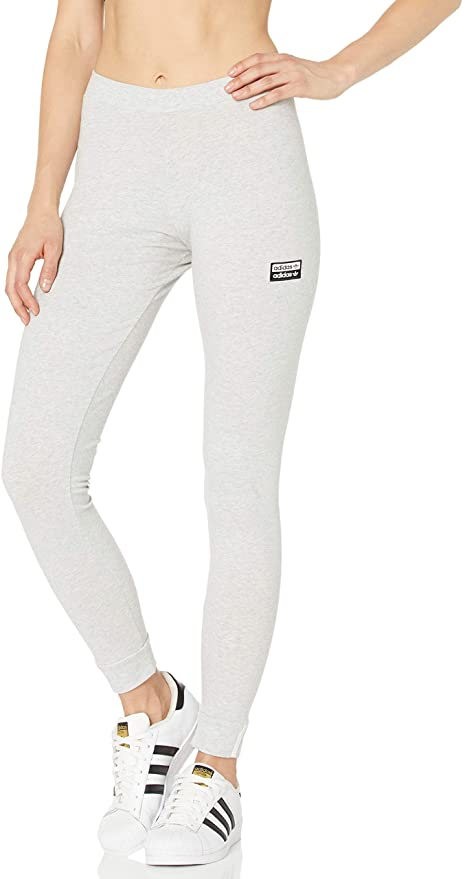 PUMA - Originals Women's Vocal Tight, Light Grey (M)