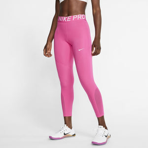 NIKE - Pro Women's 7/8 Tights (Pink)