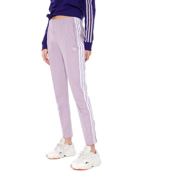 ADIDAS - Originals Women's Superstar Track Pant, Soft Vision (S)