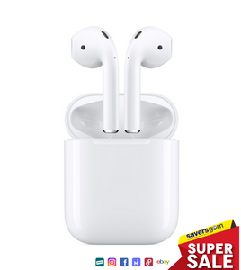 Apple Air Pods (Latest Model) - Model A1602