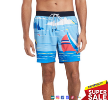 Load image into Gallery viewer, Tommy Hilfiger Men's Thflex Swim Trunks Shorts