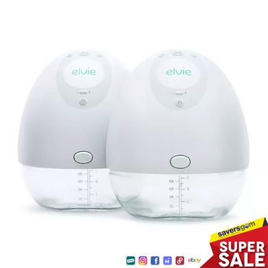 Elvie Pump - Double Electric Breast Pump