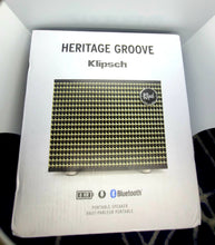 Load image into Gallery viewer, KLIPSCH HERITAGE GROOVE - HIGH-END BLUETOOTH SPEAKER