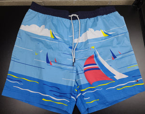 Tommy Hilfiger Men's Thflex Swim Trunks Shorts
