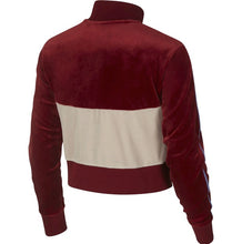 Load image into Gallery viewer, NIKE - Womens Velour Colorblocked Full-zip Jacket Only (Two Colors)