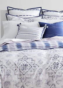 RALPH LAUREN - Luna Medallion Comforter Set (King Size)